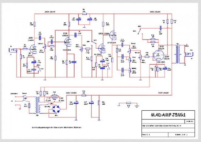 Produkte, Bausatz J5Mk1, MADAMP
